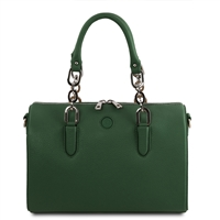 Narcisco Handbag -  Green by Tuscany Leather | Women's | Handbags Australia