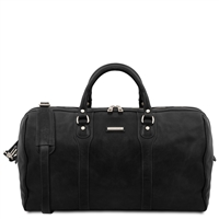 Tuscany Leather TL141913 Oslo Weekender Duffel Bag | Genuine Leather Bags | Australia