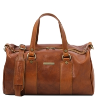 Tuscany Leather Lucrezia Maxi Duffel Bag | Leather Handbags | Australia