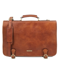 Ancona Messenger Bag | Tuscany Leather | Man Bags | Online | Australia