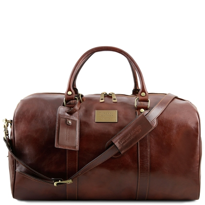 Tuscany Leather TL141247 Voyager Travel Bag