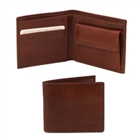 Tuscany Leather TL140761 Leather Wallet for Men - Br
