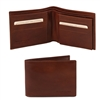 Tuscany Leather TL140817 Leather Wallet for Men - Brown