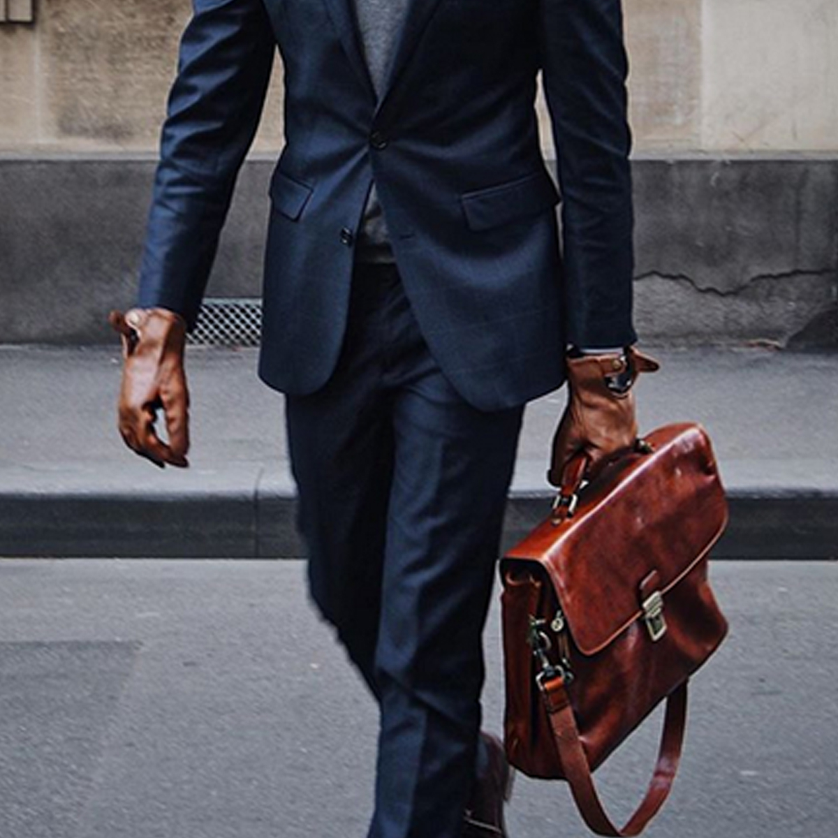 Alessandria Laptop Briefcase on Instagram