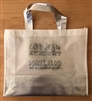 Cor Jesu Metallic Trim Reusable Tote Bag