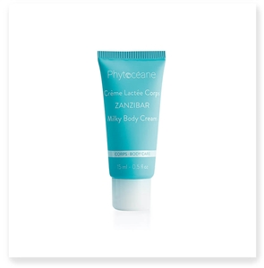 ZANZIBAR MILKY BODY CREAM Travel Size