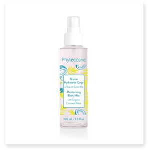 Moisturizing Body Mist with Organic Coconut Water