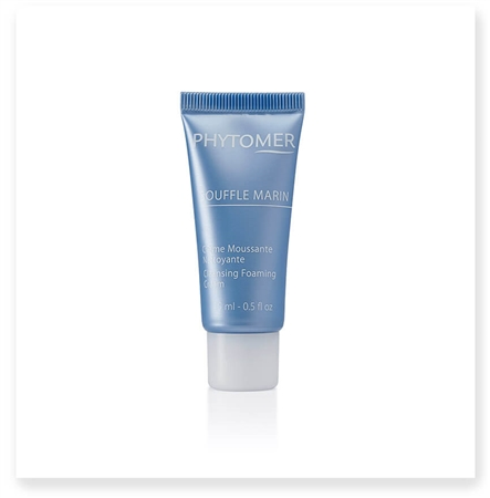 SOUFFLE MARIN Cleansing Foaming CreamTravel Size