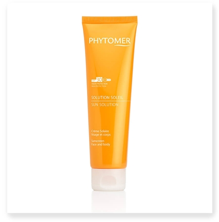 SUN SOLUTION SPF 30 Sunscreen Face and Body