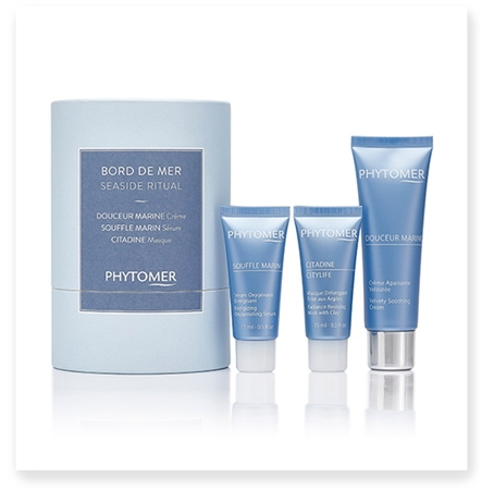 Mother's Day Seaside Skin Ritual Gift Set