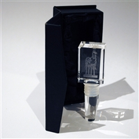 Equilux Anastasia Crystal Wine Stopper