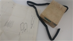 1977 - 1981 Firebird Trans Am Shaker Scoop to Hood Rubber Seal, NOS GM