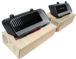1974 Firebird Grilles, Pair Original GM NOS 485552 and 485553