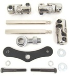 "1967-1969 Manual Rack Steering Shaft Kit (1""DD Shaft)"