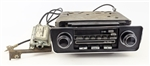 1981 Trans Am Nascar Pace Car AM/FM Cassette CB Radio - Red