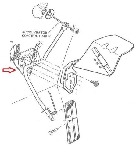 Chevelle Engine Bracket Diagram