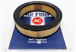 1969 Firebird Functional & Trans Am Ram Air Hood Air Cleaner Breather Filter NOS Original AC GM