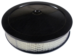 1967 - 1981 Replacement Style Air Cleaner Breather Assembly, Black Lid