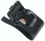 Firebird Battery Cable Retainer Clip, Rubber Coated 3857706