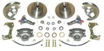 1969 Firebird Power Front Disc Brake Conversion Kit, OE Style