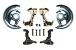 1967 - 1969 Firebird Disc Brake Mini Kit, Stock Height