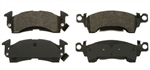 1969 - 1981 Firebird Front Disc Brake Pads Set, OE Semi-Metallic