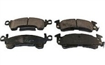 1970 - 1981 Firebird Front Disc Ceramic Brake Pads Set