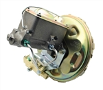 1970 - 1980 Firebird OE Style Brake Booster Kit with Master Cylinder and Proportioning Valve Kit, Front Disc / Rear Drum