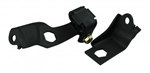1969 Firebird Brake Hose Brackets Set, Front Disc Brake Hose to Hard Line Subframe Mounting, Pair