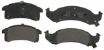 1993 Firebird Front Disc Brake Pads Set, OE Semi-Metallic