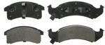 1994 - 1997 Firebird Front Disc Brake Pads Set, OE Semi-Metallic
