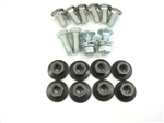 1967 - 1968 Firebird Front Bumper Mounting Bolts Set, OE Style