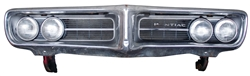 1967 - 1968 Front Bumper Assembly, GM Original Used