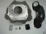 1967 - 1981 Four Speed Transmission Clutch Bell Housing Kit