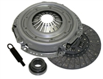 1967 - 1981 Clutch and Pressure Plate Kit 10.5 Inch Fine Spline