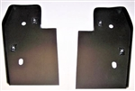 1967 - 1968 Firebird REAR Convertible Cocktail Shaker Trunk Floor Braces, Pair