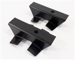 1970 - 1981 Firebird Console Mounting Floor Bracket Set