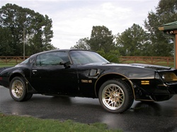 Craig Thomas 1977 Trans am