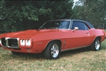 Cliff Premer 1969 Firebird