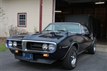 Dan and Denise Kern 1967 Firebird 400