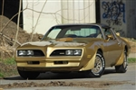 Charles burdsall 1978 Trans am