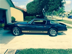 Joe Mc Knight 1977 Firebird Formula