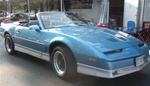 Greg Johnson 1988 Convertible T/A