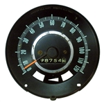 1967 Firebird Dash Speedometer (Original Gm Used)