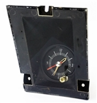 1969 Firebird Center Dash Clock Assembly, Original GM Used