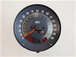 1968 Firebird Speedometer Assembly, 160 MPH, GM Used