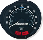 1975 - 1979 Firebird and Trans Am 100 MPH Speedometer