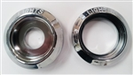 1969 Firebird and Trans Am Dash Cigarette Lighter and Headlight Bezel Set