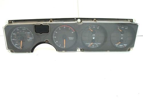 1989 Firebird Dash Gauge Cluster Housing Set Original Gm Used