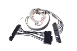 1969 - 1976 Firebird or Trans Am Turn Signal Switch Wiring Harness Assembly with Adapter